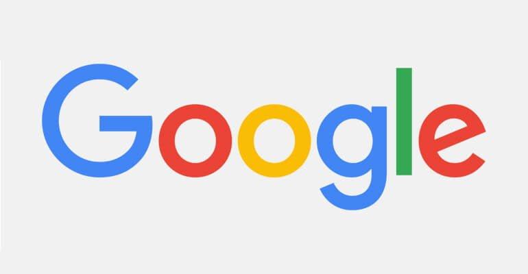 Sökresultat på Google